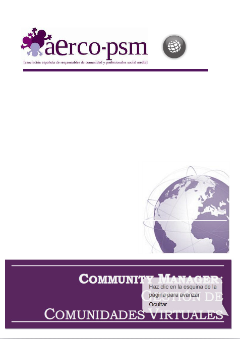 Libro Community Manager Gestion Comunidades Virtuales