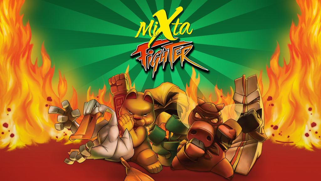 Mixta Fighter