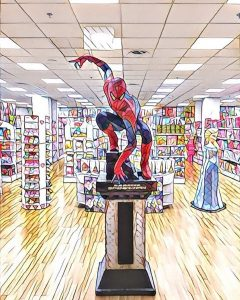 The Amazing Spiderman toy toyphotography spiderman juguete prisma mosaic comics