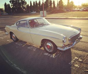 Volvo 1800 S coches cars carsofinstagram carsoftheday coches classiccars classiccarhellip